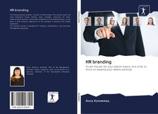 Borítókép a  HR branding - hoz