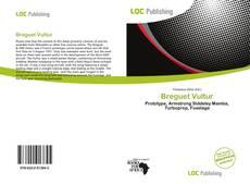 Breguet Vultur kitap kapağı