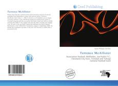 Bookcover of Terrence McAllister