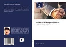 Portada del libro de Comunicación profesional