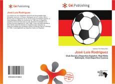 Buchcover von José Luis Rodríguez