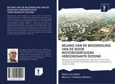 BELANG VAN DE BEOORDELING VAN DE DOOR MOTORVOERTUIGEN VEROORZAAKTE DIOXINE kitap kapağı