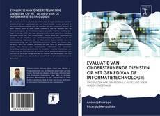 Bookcover of EVALUATIE VAN ONDERSTEUNENDE DIENSTEN OP HET GEBIED VAN DE INFORMATIETECHNOLOGIE