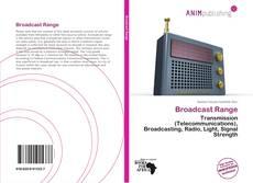 Portada del libro de Broadcast Range