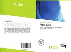 Buchcover von Petra Burka