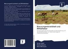 Bookcover of Blauzungenkrankheit und Rifttalfieber