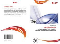 Bookcover of Kristina Lenko