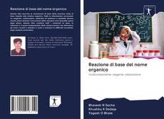 Portada del libro de Reazione di base del nome organico