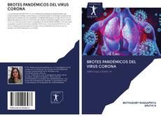 Capa do livro de BROTES PANDÉMICOS DEL VIRUS CORONA