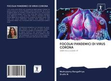 Capa do livro de FOCOLAI PANDEMICI DI VIRUS CORONA
