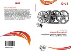 Bookcover of Nissan President