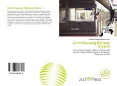 Bookcover of Schichauweg Railway Station