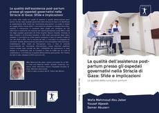 Copertina di La qualità dell'assistenza post-partum presso gli ospedali governativi nella Striscia di Gaza: Sfide e implicazioni