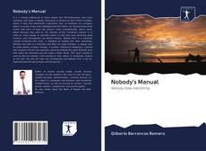 Couverture de Nobody's Manual