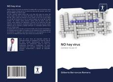 Buchcover von NO hay virus