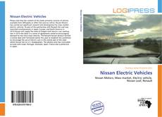 Bookcover of Nissan Electric Vehicles