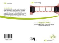 Buchcover von Sergio Salvati