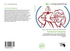 Buchcover von Territorial Integrity