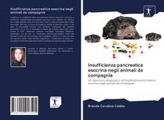 Buchcover von Insufficienza pancreatica esocrina negli animali da compagnia