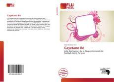 Couverture de Cayetano Ré