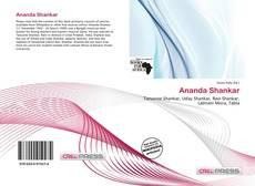 Bookcover of Ananda Shankar