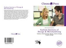 Capa do livro de Fashion Institute of Design & Merchandising