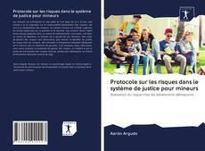 Portada del libro de Protocole sur les risques dans le système de justice pour mineurs