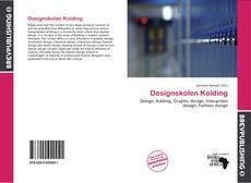 Bookcover of Designskolen Kolding