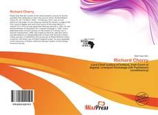 Richard Cherry kitap kapağı