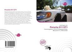 Porsche 911 GT1的封面