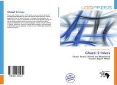 Bookcover of Ghazal Srinivas