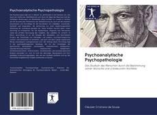 Bookcover of Psychoanalytische Psychopathologie