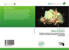 Born of Osiris kitap kapağı