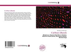 Bookcover of Caliban (Band)
