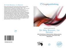 Buchcover von Sir John Brunner, 1st Baronet