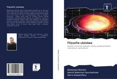 Bookcover of Filozofia ubóstwa