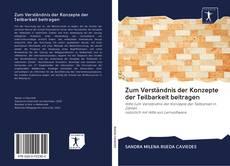 Bookcover of Zum Verständnis der Konzepte der Teilbarkeit beitragen