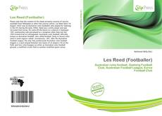 Bookcover of Les Reed (Footballer)