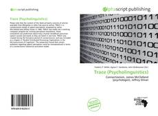 Bookcover of Trace (Psycholinguistics)