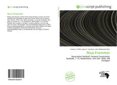 Bookcover of Nico Frommer