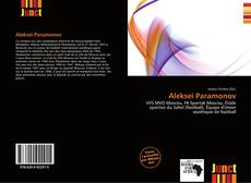 Bookcover of Aleksei Paramonov
