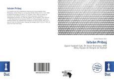 Bookcover of István Priboj