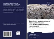 Bookcover of Социально-экономические последствия засух и стратегия преодоления их последствий