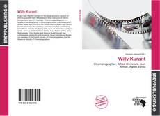 Bookcover of Willy Kurant