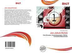 Jan Jakub Kolski kitap kapağı
