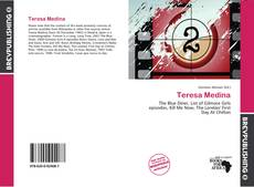 Buchcover von Teresa Medina