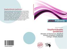 Bookcover of Stopford Brooke (politician)