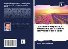 Copertina di Confronto energetico e ambientale dei sistemi di coltivazione della colza