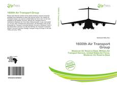 Bookcover of 1600th Air Transport Group
