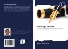 Portada del libro de Sociología haitiana